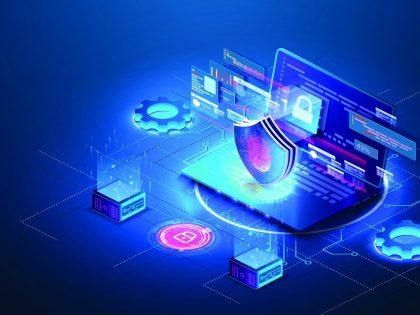 RHEA Group cyber-range illustration